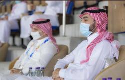 وزير الرياضة يبارك .. ويتمنى تأهل الهلال والأهلي بجانب النصر لدور الـ 16