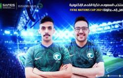 الأخضر السعودي الإلكتروني يتأهل إلى بطولة كأس العالم في الدنمارك