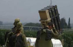 """الجيش الإسرائيلي يسقط طائرة مسيرة تابعة لـ """"حزب الله"""" اللبناني"""