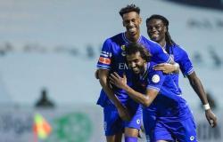 بخماسية في مرمى الشباب.. الهلال على بُعد خطوة من لقب الدوري