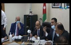 بالفيديو : مناقشة المشتركة النيابية لقانون رخص مهن امانة عمان  بحضور الخرابشة والشواربة