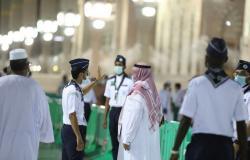 تضافُر الجهود في تحقيق تكامل الأعمال والخدمات في المسجد النبوي خلال ليلة الـ27 من رمضان