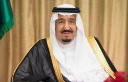 خادم الحرمين يتلقى اتصالاً هاتفيًا من رئيس المجلس العسكري الانتقالي بتشاد