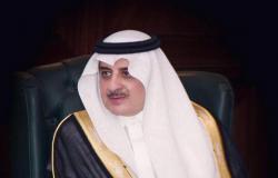 أمير منطقة تبوك يسجّل في برنامج التبرع بالأعضاء