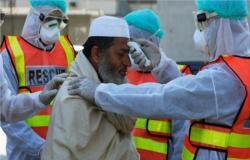 خلال 24 ساعة.. باكستان تسجل 2869 إصابة جديدة بكورونا و104 وفيات