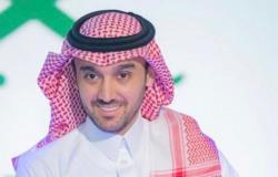 وزير الرياضة يُهنئ القيادة بمناسبة حلول عيد الفطر المبارك