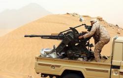 الجيش اليمني ينتزع عدة مواقع من الحوثيين غربي مأرب
