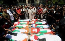 الصحة الفلسطينية: 217 شهيدًا و1500 جريح حصيلة العدوان الإسرائيلي على غزة
