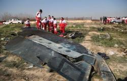 مجموعة الاستجابة لضحايا الطائرة الأوكرانية تقدم إشعاراً للتعويض ضد إيران