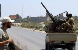 """مقتل ضابطَيْن وإصابة آخرين في هجوم إرهابي بـ""""سبها الليبية"""""""