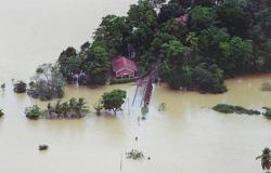 مصرع 16 شخصًا في سريلانكا من جراء فيضانات وانهيارات أرضية وسيول