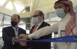 طيران ناس يحتفل بتدشين أولى الرحلات المباشرة بين الرياض وكييڤ الأوكرانية