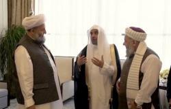 برعاية السعودية.. العيسى يشهد الإعلان التاريخي للسلام في أفغانستان