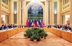 استئناف الجولة السادسة لمفاوضات فيينا حول اتفاق إيران النووي