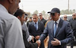 """""""الكاظمي"""": الحكومة مكبَّلة لكنها عازمة على تحقيق مطالب المتظاهرين"""