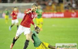 مصر الأوليمبي وجنوب أفريقيا .. بث مباشر ومتابعة لحظة بلحظة