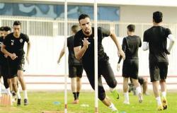 تدريب الزمالك ..كارتيرون يُخصص فقرة بدنية للاعبين