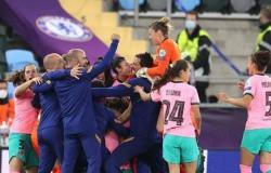 ما عجز عنه فريق الرجال حققته النساء... سيدات برشلونة بطلات أوروبا