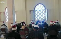 وكيل أوقاف مطروح: على الأئمة التواجد على «السوشيال ميديا لأنها منصات متسعة للدعوة»