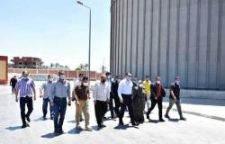 محافظ الشرقية يشيد بجهود «التموين» خلال 7 سنوات: تشغيل ٤٠ محطة وقود و١٨ مستودع بوتاجاز