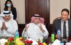 وزير الإعلام والتجارة السعودي في ضيافة الأعلى للإعلام: مصر والسعودية محور الحراك العربي