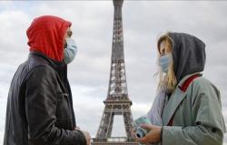 فرنسا تلغي إلزامية ارتداء الكمامات في الشوارع اعتبارًا من غد