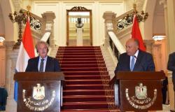 وزير خارجية لوكسمبورج: نتفهم موقف مصر من مياة النيل وأهميتها لملايين المصريين