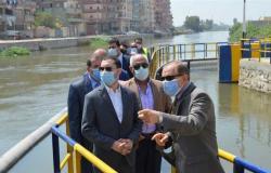 محافظ كفر الشيخ يشيد بمشروعات مياه الشرب والصرف الصحى بالمحافظة