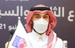 رئيس الاتحاد العربي يشكر خادم الحرمين الشريفين وولي عهده ويهنئ المنتخبات العربية المتأهلة