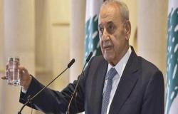 ببيان حاد النبرة.. نبيه بري يرد على الرئيس اللبناني