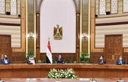 السيسي: مصر تصدت للإرهاب وحققت التنمية والبناء في وقت واحد