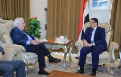 الحكومة اليمنية تدعو لنهج أممي جديد يجبر الحوثي على التخلي عن خيار الحرب