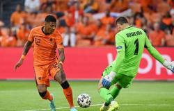 هولندا تواصل التفوق بثنائية في مرمى النمسا .. «فيديو»