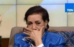 رجاء حسين : «بقينا عاملين زي خيل الحكومة لما بنكبر بنضرب بالنار»