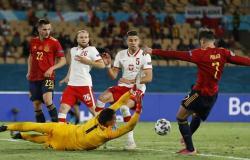 يورو 2020: بداية لاروخا المخيبة مستمرة وعقدة ركلات الجزاء لا تنتهي للإسبان