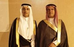 """زفاف """"مهند آل رمسة"""" بحضور الزملاء والأقارب"""
