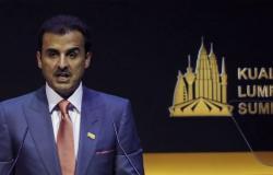 أمير قطر يوجه رسالة إلى غوتيريش بعد إعادة انتخابه أمينا عاما للأمم المتحدة
