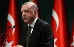 ماذا قال أردوغان للرئيس الإيراني المنتخب؟
