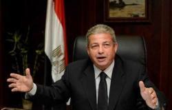 خالد عبد العزيز يوضح موقفه من الترشح لرئاسة الزمالك .. فيديو
