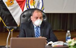رئيس جامعة بني سويف: عقوبة صفع الطالبة على وجهها تصل لفصل الاستاذ الجامعي