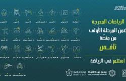 """السعودية تطلق منصة """"نافس"""" للاستثمار الرياضي وتتيح الفرصة للقطاع الخاص"""