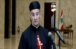 البطريرك الماروني: تعطيل تشكيل الحكومة بلبنان سببه الصلاحيات