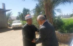 بعد لقاءه بـ«بكرى».. وزير العدل يصدر قرارا بشأن «أبوحزام وحمر دوم» التي شهدت أحداث دامية