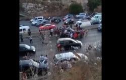 بسبب طوابير البنزين وانقطاع الكهرباء.. حادث مروع في لبنان ينهي حياة أم وأبنائها الأربعة