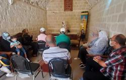 «آثار الإسكندرية» تبدأ دورات تدريبية لتأهيل المفتشين والعاملين «لغويًا» (صور)