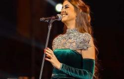 لأول مرة مغنية الأوبرا العالمية فرح الديباني على مسرح النافورة