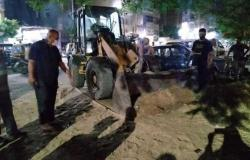 محافظ الشرقية يستجيب لأهالي «العزيزية»: أمر بشنّ حملة لرفع الإشغالات المخالفة