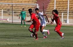 4 مباريات في ختام الجولة الثانية لمجموعات كأس العرب لمنتخبات الشباب