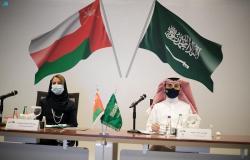 """""""خوجه"""" يبحث مع وفد عماني إمكانية إنشاء منطقة صناعية سعودية في مسقط"""