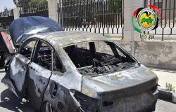 مقتل عسكري سوري أثناء تفكيكه قنبلة بسيارة مسؤول للبعث بدرعا